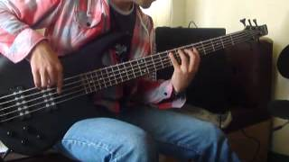 The Fall of Troy - fcpremix (Bass cover)