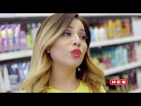 HEB x SpoiledLatina Hair Care commercial