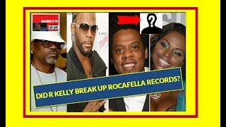 """Dame Dash speaks on Jay Z ""  - ""Did R Kelly Break Rocafella Records Up"""
