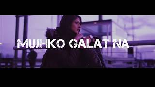 Mujhko Galat Na Samajhna | BAAZIGAR | Reprise version | sad version| vdj rnjyt-2017