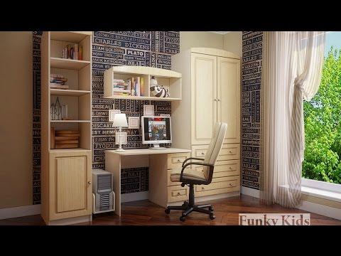 """Детская комната Фанки Крем - комплект 1. Корпусная и модульная мебель. Интернет-магазин """"Лайтик"""""""