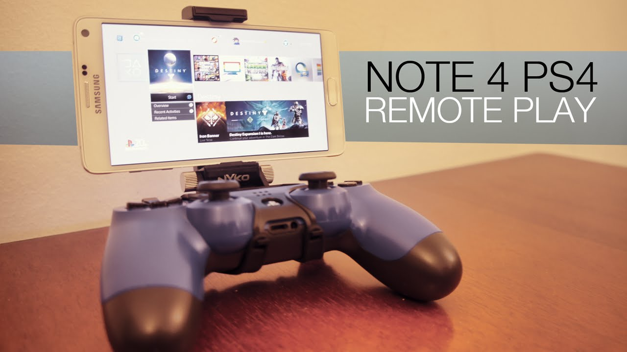 ps4 remote play on linux