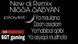Download lagu nissasabyan djremix Nissa Sabyan Dj Remix Full Album MP3