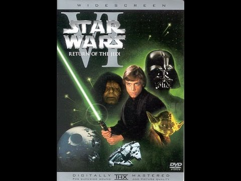 Star Wars Episode Vi Return Of The Jedi Dvd