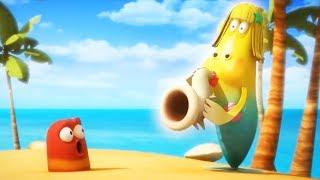 LARVA | Mermaid Larva | Videos For Kids | Funny Animated Cartoon | Cartoon TV