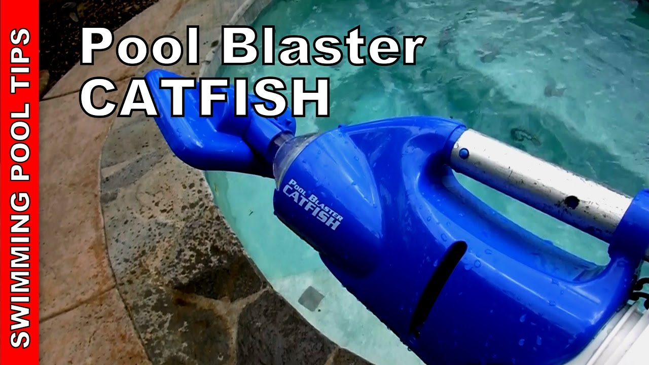 Pool Blaster Catfish By Water Tech Review Youtube