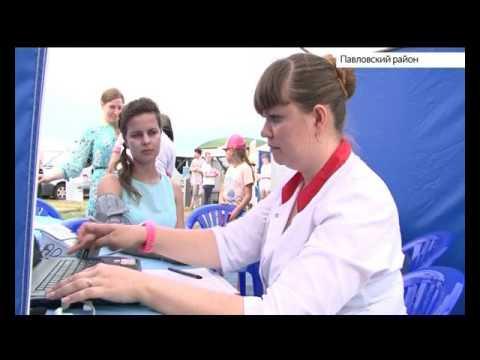 Диагностический центр края стал участником площадки «Доступная медицинская помощь жителям села»