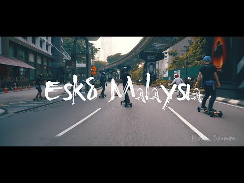 klcarfree | Esk8 | Electric skateboard Malaysia