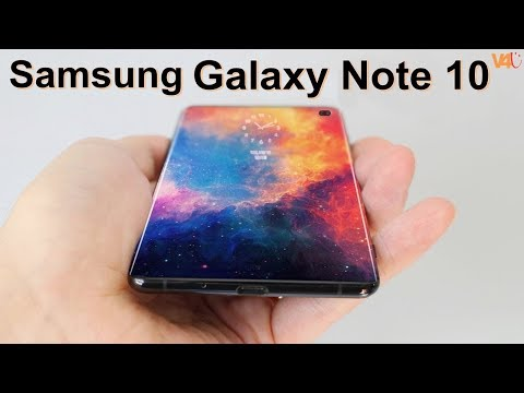 Samsung Galaxy Note 10 Price, Release Date, 100MP Camera, Specs, Features, First Look of Note X?
