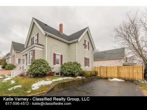 19 FAY STREET, Lynn MA 01902 - Single Family Home - Real Estate - For Sale -