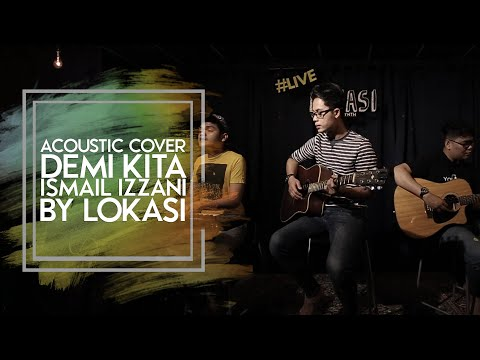 Ismail Izzani - Demi Kita (Cover by Aliyas, Fero, Fiqon)