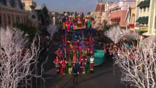Demi Lovato-A Wonderful Christmas Time[Live]@Disney Parks Christmas Day Parade 2009