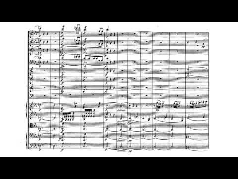 "Symphony No. 3 ""Eroica"" in E flat major, Op. 55, 1st Movement - Beethoven (Score)"