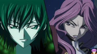 Code Geass Lelouch of the Rebellion Episode 8 コードギアス 反逆のルルーシュ Anime Review - Zero vs The World