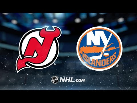 Devils defeat Islanders, snap six-game losing streak