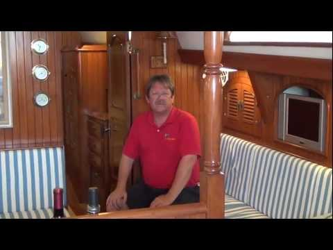 """SOLD!!! Passport 40 """"Fiato"""" sailboat for sale at Little Yacht Sales, Kemah Texas"""