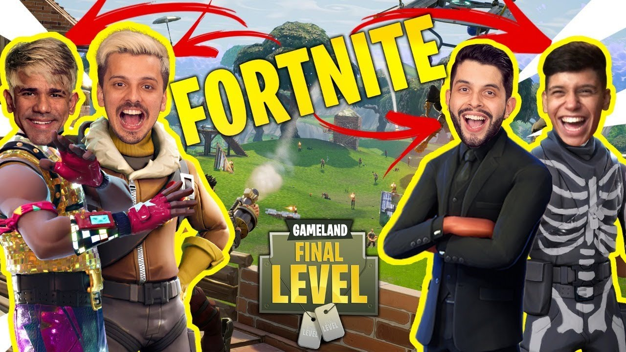 FORTNITE INSANO - SQUAD FINAL LEVEL