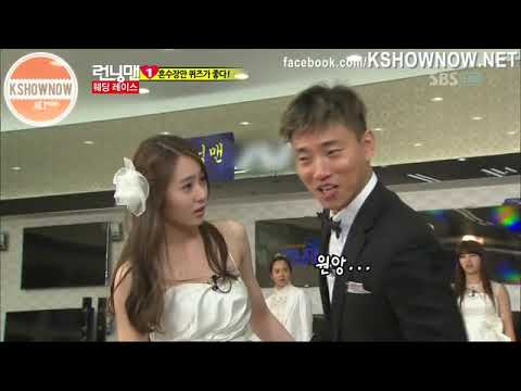Download Suzy - Krystal - Hyuna - Seungyeon - Gyuri (Newlyweds Get Overly Exited on Running Man Quiz) part 2