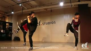 Скачать Darkside TY Dolla Future Ft Kiara Joel Fridman Rojas Choreography Urban Ef Studios