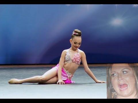 Dancemoms: Maddie Ziegler Drama/Diva Moments PART 2