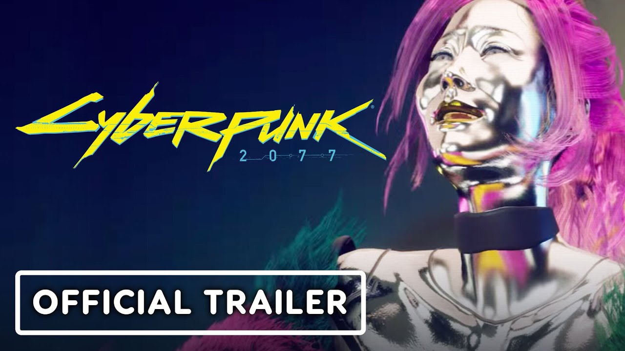 Cyberpunk 2077 - Official Night City Tour Trailer
