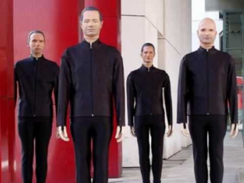 Kraftwerk - Autobahn (Single version 1974)