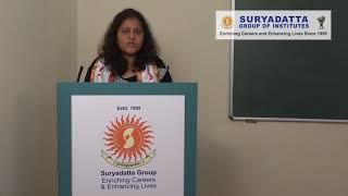 Suryans Speak - Suryadatta Alumni Aishwarya Badave