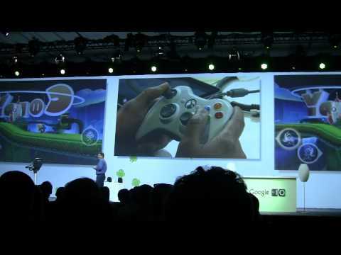 Android Honeycomb and Ice Cream Sandwich Updates at Google IO