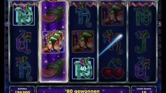 Magic Jester kostenlos spielen - Novomatic / Novoline
