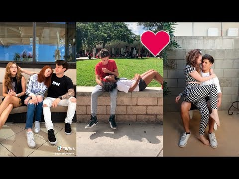 Best TikTok Couples Cute Videos Compilation October 2019 - Relationship Goals Love Musicallys