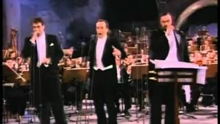 Nessun Dorma - Dalla Turandot di Giacomo Puccini - Carreras... Domingo... Pavarotti...
