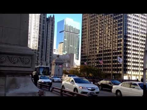 Chicago: site of Fort Dearborn