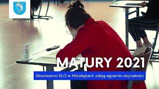 Obraz dla: Matury 2021 w Mikołajkach