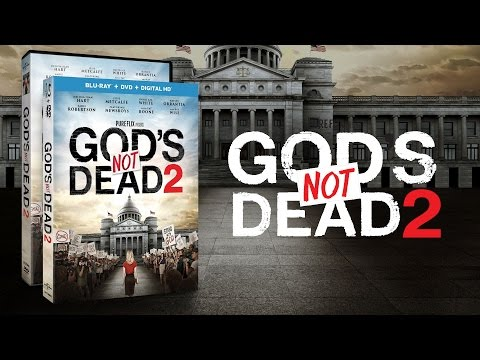 God's Not Dead 2: Available Now On Blu-ray/DVD
