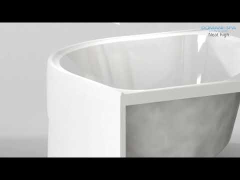 Обзор душевой кабины Domani Spa Neat High 150x80
