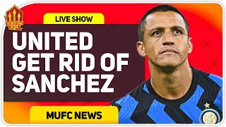 Alexis Sanchez Sold! Sancho Almost Done! Man Utd Transfer News
