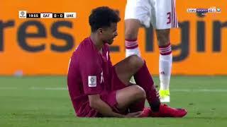 Construir para destruir || Qatar 4-0 EAU || 29.01.2019