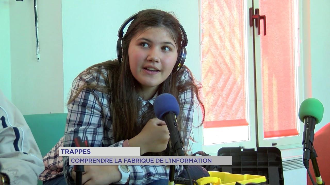 Yvelines | Trappes : Comprendre la fabrique de l'information
