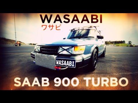 WASAABI [SAAB 900 TURBO] - YouTube