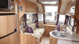 Bailey Unicorn 2 Cartagena 2013 - Caravan overview / walk around