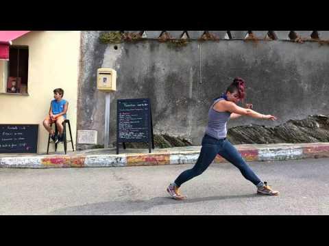 Impro danse de rue ( une tuerie ! ! ! ! )
