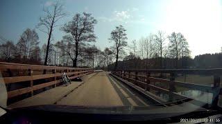 Opalanie na moście