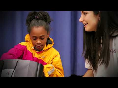 National Day of Giving at JC Nalle Community School | Qatar Airways