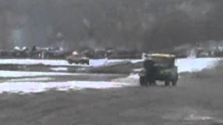 ГАЗ 69 на кубке Маслова