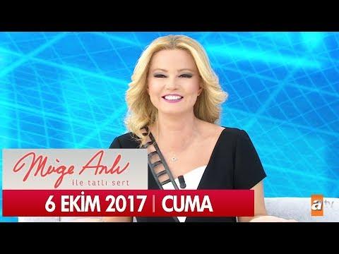 Müge Anlı ile Tatlı Sert 6 Ekim 2017 - Tek Parça