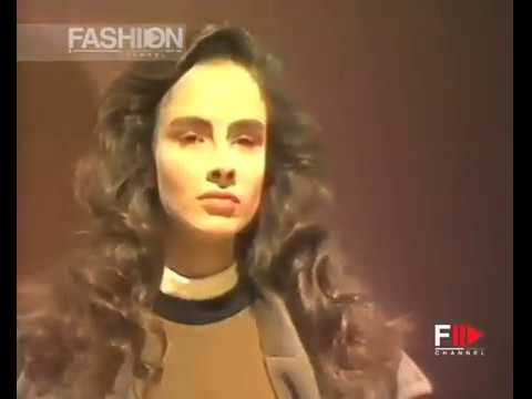 RIFAT OZBEK Fall 1988/1989  Milan - Fashion Channel