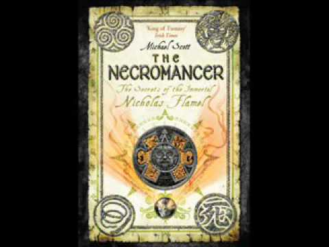 The Secrets of The Immortal Nicholas Flamel    The Necromancer, Book 4