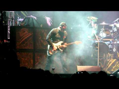 Volbeat live 02/21/12 - Sad Man's Tongue