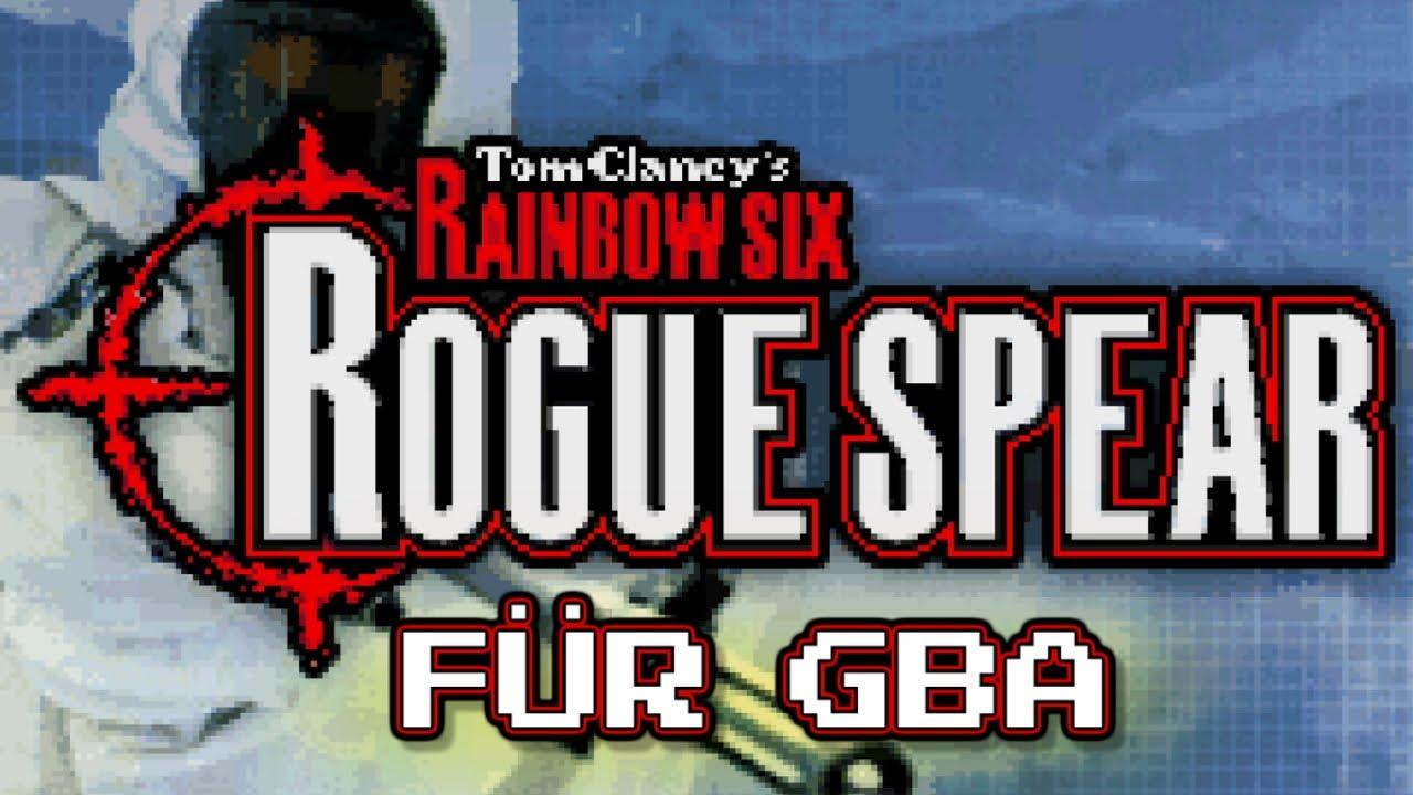 Ein Bonusvideo über Rainbow Six Rogue Spear für GBA