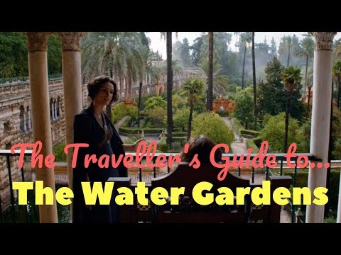 The Traveller's Guide To The Water Gardens And The Stepstones